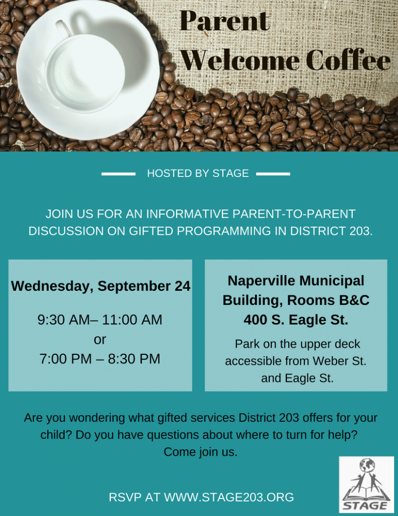 Parent Welcome coffee (9)