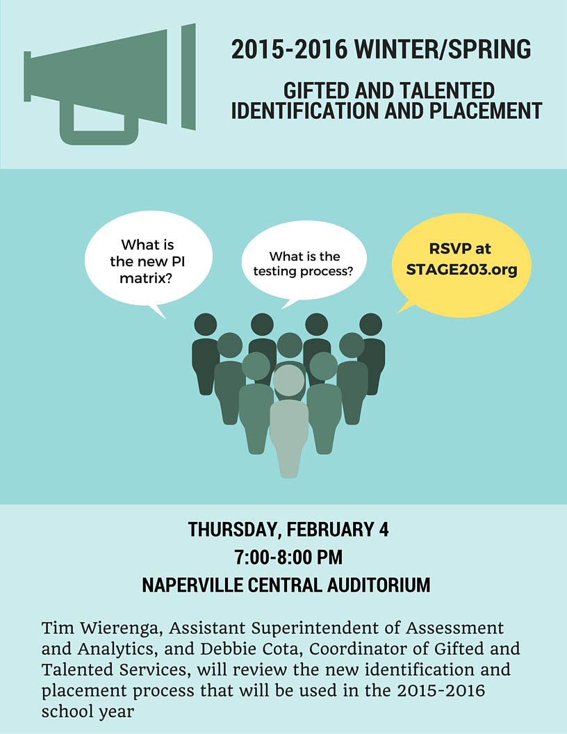 New Gifted Identification and Process